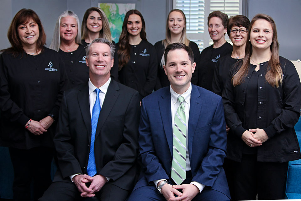 Clinical Care Team at Herron and Smith Dentistry
